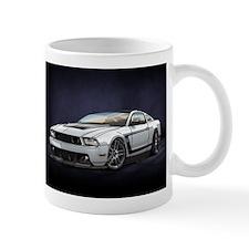 Boss 302 White Mugs