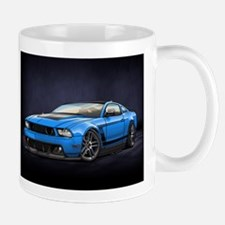 Boss 302 Grabber Blue Mugs