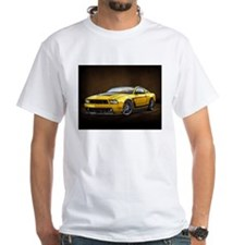 Boss 302 Yellow B T-Shirt