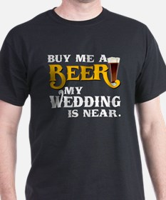Wedding Beer T-Shirt