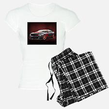 Boss 302 Laguna Seca Black Pajamas