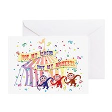 Cute Confetti Greeting Card