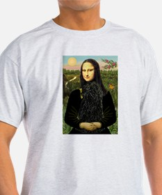 Mona Lisa (new) & Puli T-Shirt