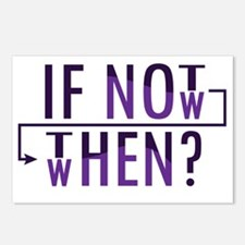If Not Now, Then When? Postcards (Package of 8)