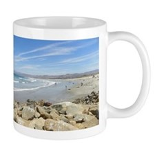 Morro Bay Beach Mugs