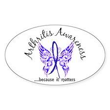 Arthritis Butterfly 6.1 Decal