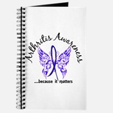 Arthritis Butterfly 6.1 Journal