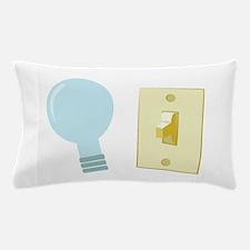Bulb & Switch Pillow Case