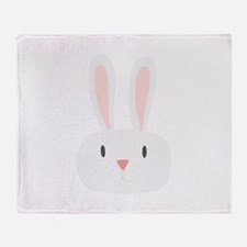 Bunny Rabbit Throw Blanket