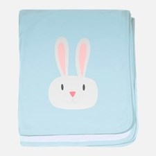 Bunny Rabbit baby blanket