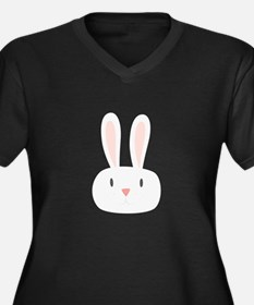 Bunny Rabbit Plus Size T-Shirt