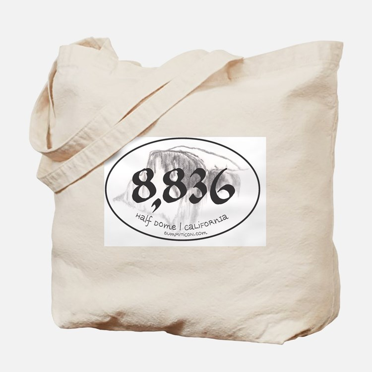Summit Stickers Tote Bag