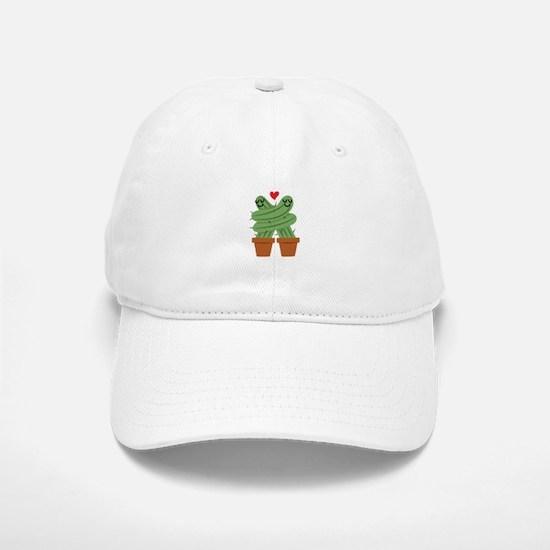 Cactus Love Baseball Baseball Baseball Cap