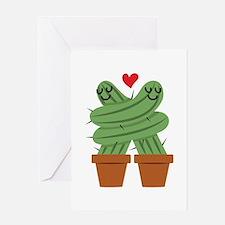 Cactus Love Greeting Cards