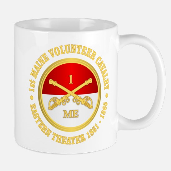 1st Maine Cavalry Mugs