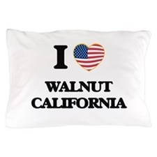 I love Walnut California USA Design Pillow Case