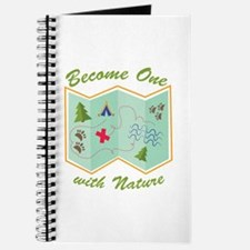 One With Nature Journal