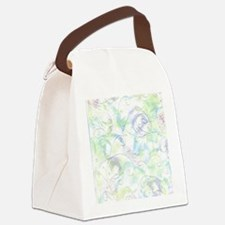 Birds 'n' Branches Canvas Lunch Bag