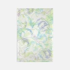 Birds 'n' Branches Rectangle Magnet