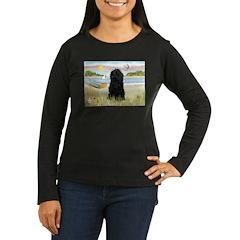 Puli at the Beach T-Shirt