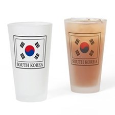 South Korea Drinking Glass