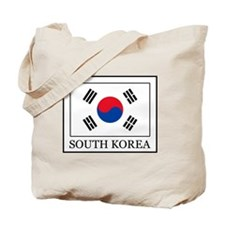 South Korea Tote Bag