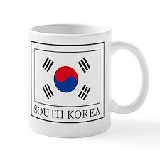 South Korea Small Mug