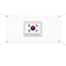 South Korea Banner