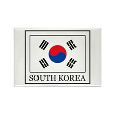 South Korea Magnets