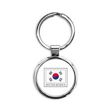 South Korea Keychains