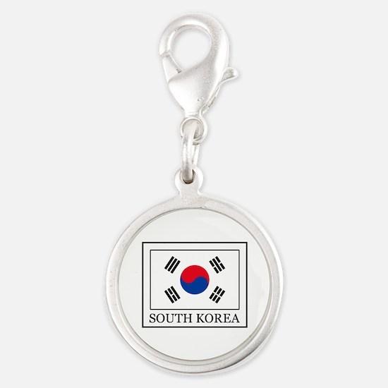 South Korea Charms