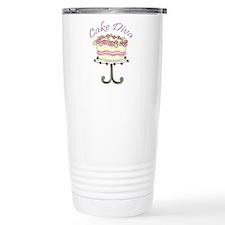Cute Cake baker Travel Mug
