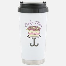 Cute Desserts and sweets Travel Mug