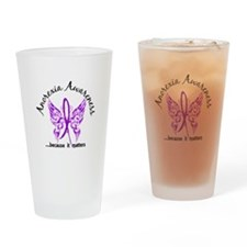 Anorexia Butterfly 6.1 Drinking Glass