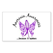 Anorexia Butterfly 6.1 Decal