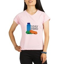 Stay Hydrated Performance Dry T-Shirt