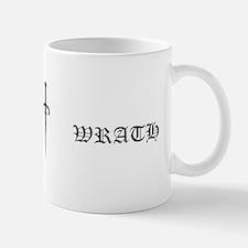 Wrath Bdb Dagger Logo Mugs