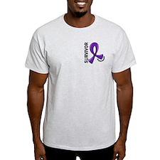 Anorexia Survivor 12 T-Shirt