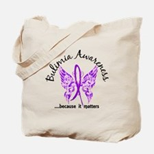 Bulimia Butterfly 6.1 Tote Bag