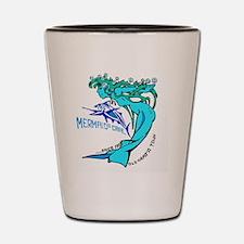 Mermaids Cafe Kauai  Shot Glass