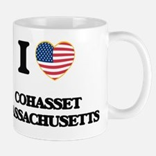 I love Cohasset Massachusetts Mug