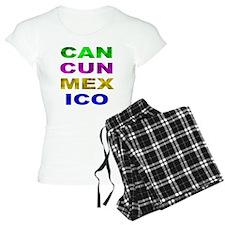 Cancun Mexico Pajamas