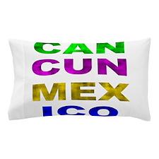Cancun Mexico Pillow Case