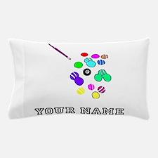 Billiards Shot (Custom) Pillow Case