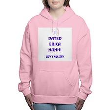 ERICA HAHN Women's Hooded Sweatshirt