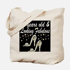 FABULOUS 50TH Tote Bag