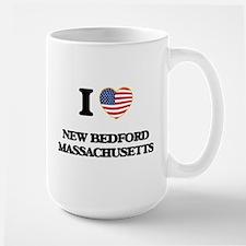 I love New Bedford Massachusetts Mugs