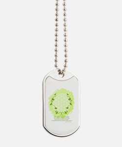 flower of life Dog Tags