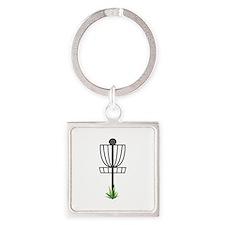 Frisbee Golf Keychains