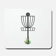 Frisbee Golf Mousepad